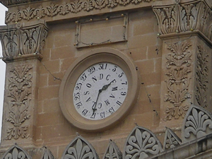 As Most Churches In Malta It Is Built With Two Clock Towers And A Dome. On  The Clock Towers There Are Clocks Showing Different Times. This Is To  Confuse The ...